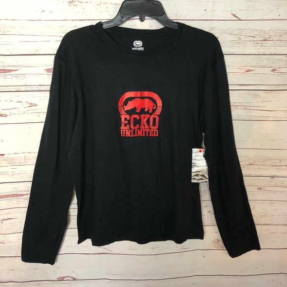 Ecko Unlimited Other - Ecko Unlitd. Long Sleeve Tee Size S NWT